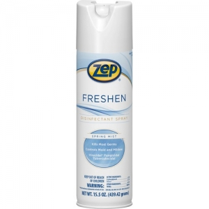 ZEP Disinfecting Aerosol Spray, 15.5oz